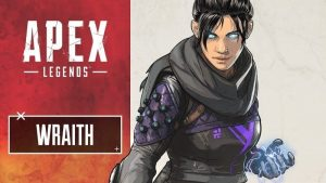 Review Karakter Wraith Dalam Game Apex Legends